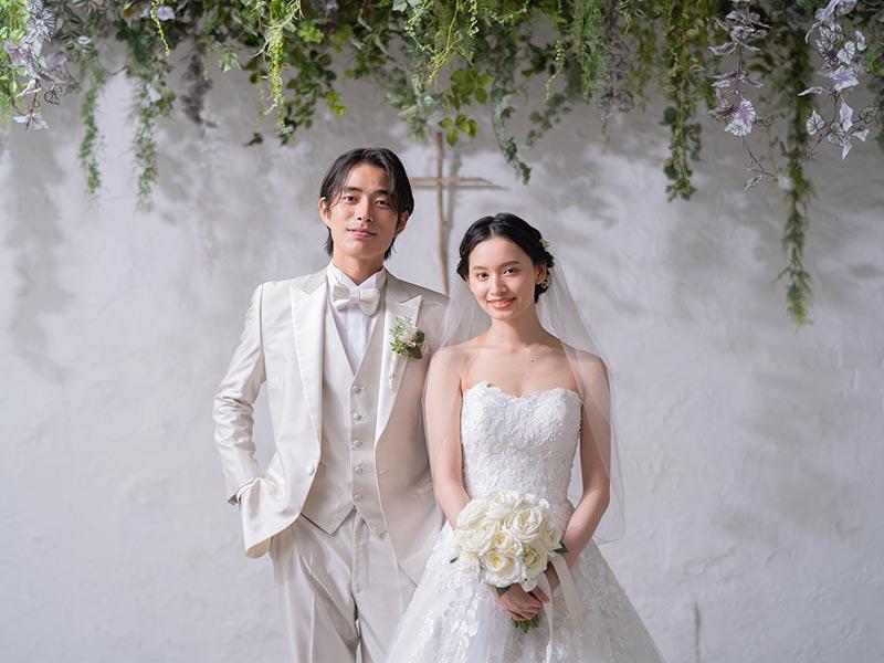 東京最大級の結婚写真・フォトウエディング専門スタジオアクア